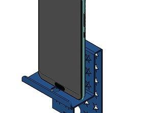 3D printable model Phone Cradle Plus