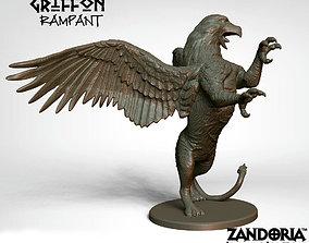 3D print model Griffon Rampant