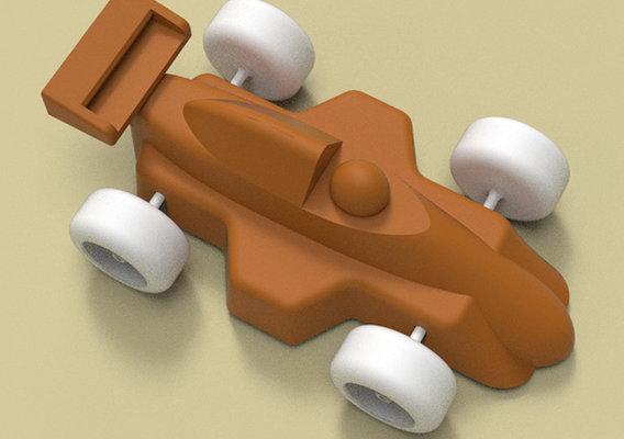 Racing Toy Car