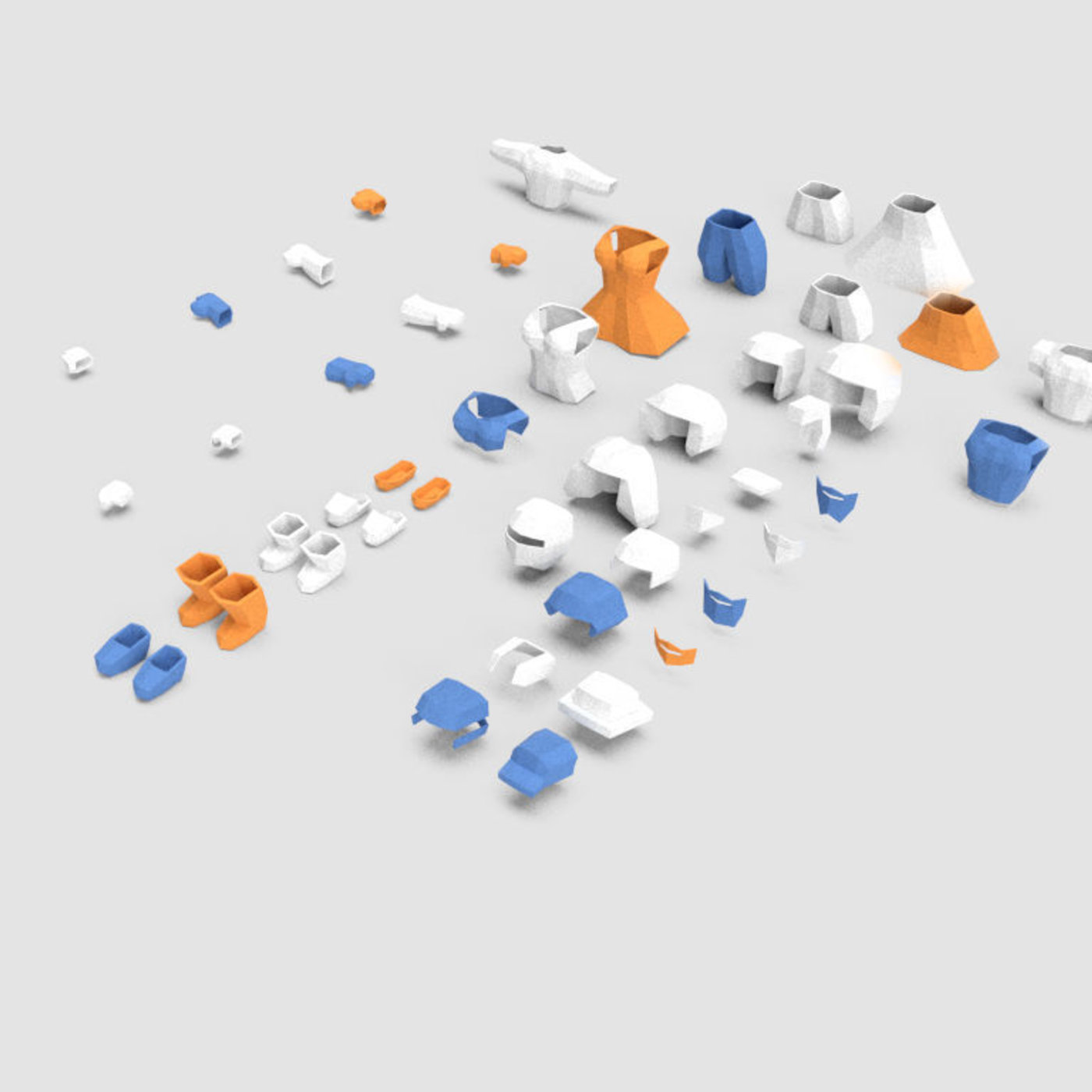 origami character kit