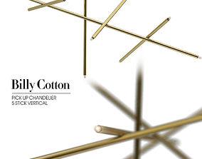 3D model Billy Cotton Pick Up 5 Stick