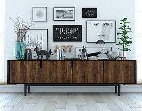 Decorative set 2604 3D