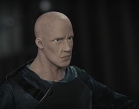 Security Officer 3D model