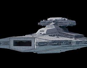 3D model Gladiator-Class Star Destroyer