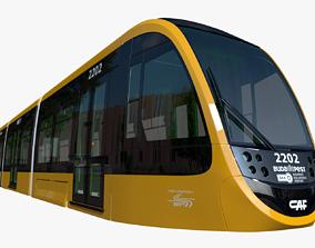 Budapest tram 3D