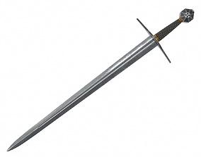Sword 02 3D
