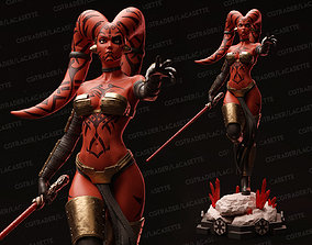 Darth Talon Star Wars 3D printable model