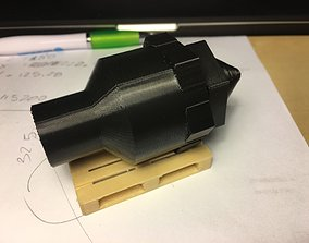 3D printable model Nozzle hobby-diy
