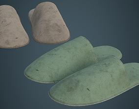 3D asset Slipper 2B
