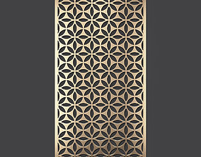 Decorative panel 289 3D