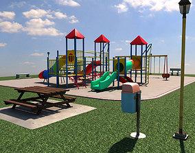3D Scenic Playground