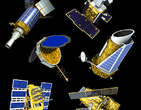 Satellite Collection 3D model
