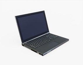 Generic Laptop 02 3D asset