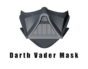Darth Vader FaceMask mask 3d print helmet