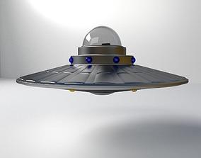 3D model Flying Saucer
