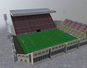 3D asset Nice Stade du Ray