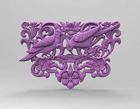Bird Panel 3D printable model