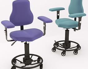3D model Hospital Chair