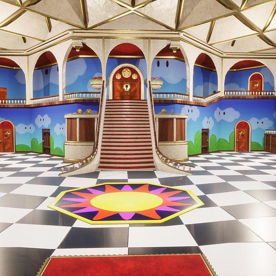 Castle Room