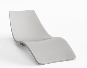 3D model Zublena Lounge Chair