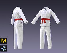 Kimono judo 3D jacket