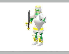 Knight Figurine 3D printable model