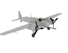 HENSCHEL AIRCRAFT 3D
