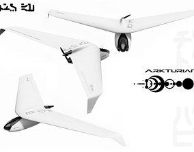 ARKTURIAN UAV 3D model