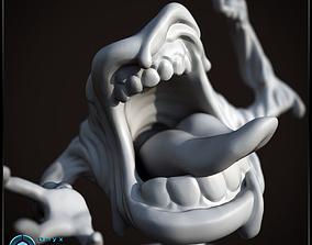 3D printable model Blood Sample creature