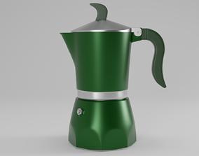 Coffee Pot 3D model kitchen