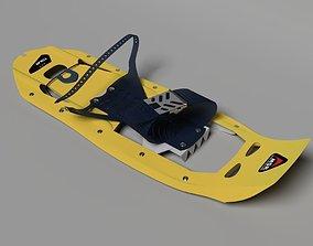 lung MSR Snowshoes 3D model