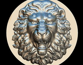 lion mask 3D print model