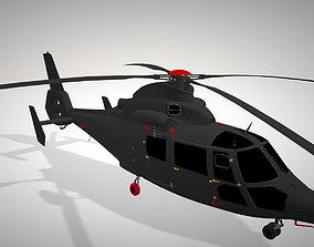 3D Helicoptero