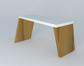 Asymmetrical slanted archway 3D