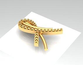 Tops earrings 3D print model