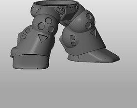 CHIBI-TECH SD - ENFORCER CHASSIS 3D print model