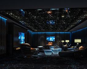 Video room 3D movie