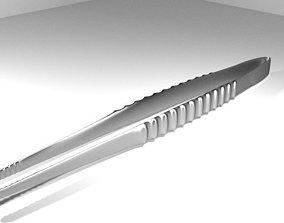 3D model Medical Equipment Forceps
