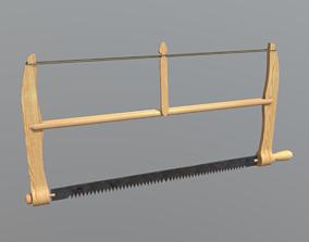 Frame Saw 3D asset