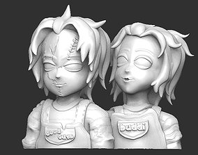 Childs Play Chuckys 3D print model