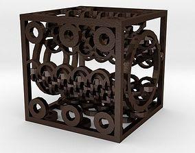 3D printable model Dice artchallenge