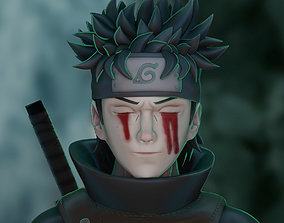 Shisui gives Itachis eye 3D printable model