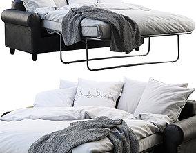 furniture Ikea Fixhult sofa-bed 3D