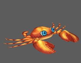 Crab01 3D asset