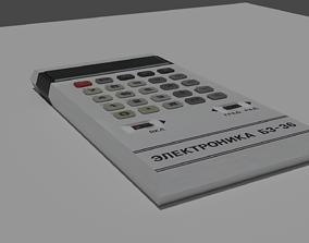 MK36 old calculator 3D model