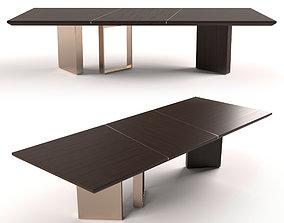 Morris Table - Fendi Casa 3D