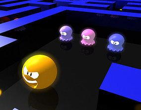 3D model Pacman 2