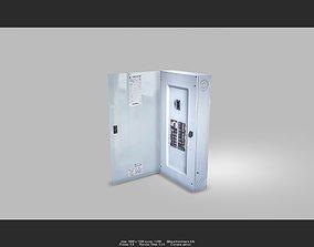 3D model Consumer Unit 01
