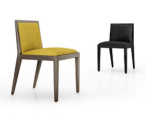 Christophe Delcourt Eol chair 3D model