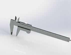 3D model Vernier Caliper 0-150mm